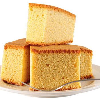 классический бисквитный торт