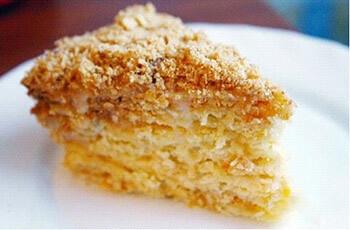 торт наполеон Литвиновой