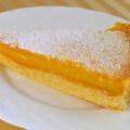 песочный торт с лимоном
