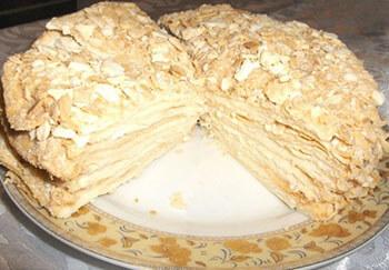 рецепт бабушки «наполеона»
