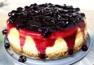 творожно−йогуртовый торт