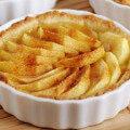 творожный торт с яблоками