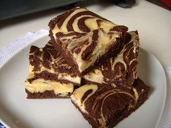 Рецепт шоколадно творожного торта