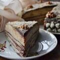 Блинный торт «Крепвиль»