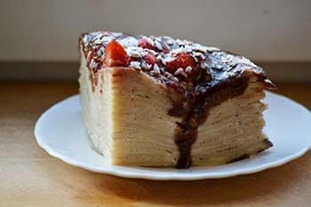 торт с бананами рецепт с маскарпоне