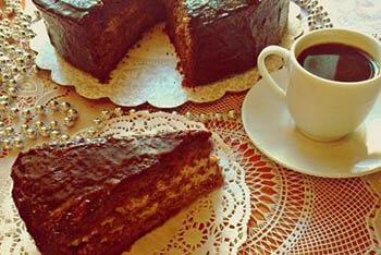 Пражский торт рецепт по госту
