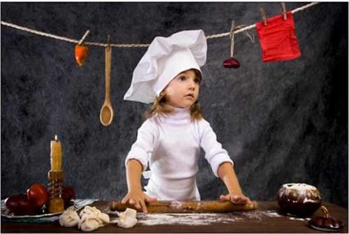 учимся готовить