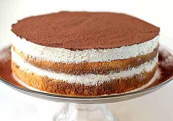 торт тирамису в домашних условиях
