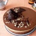 торт три шоколада новый рецепт