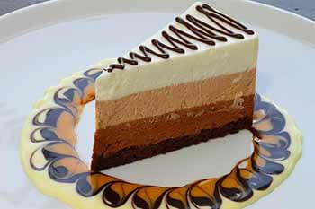 торт три шоколада от бабушки Эммы