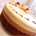 торт три шоколада простой
