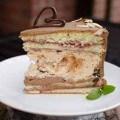 Киевский торт со сметаной