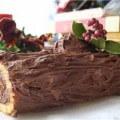 Торт поленница из слоеного теста