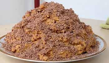 рецепты ольги матвей торт птичье молоко