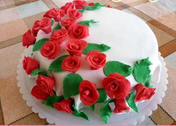 торт из мастики