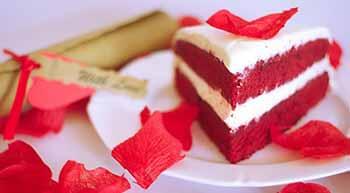 Красный бархат торт в домашних условиях