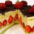 Фрезье десерт в домашних условиях