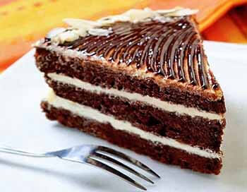 Черемуховый торт в домашних условиях