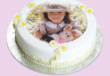 вафельный торт на день рождение
