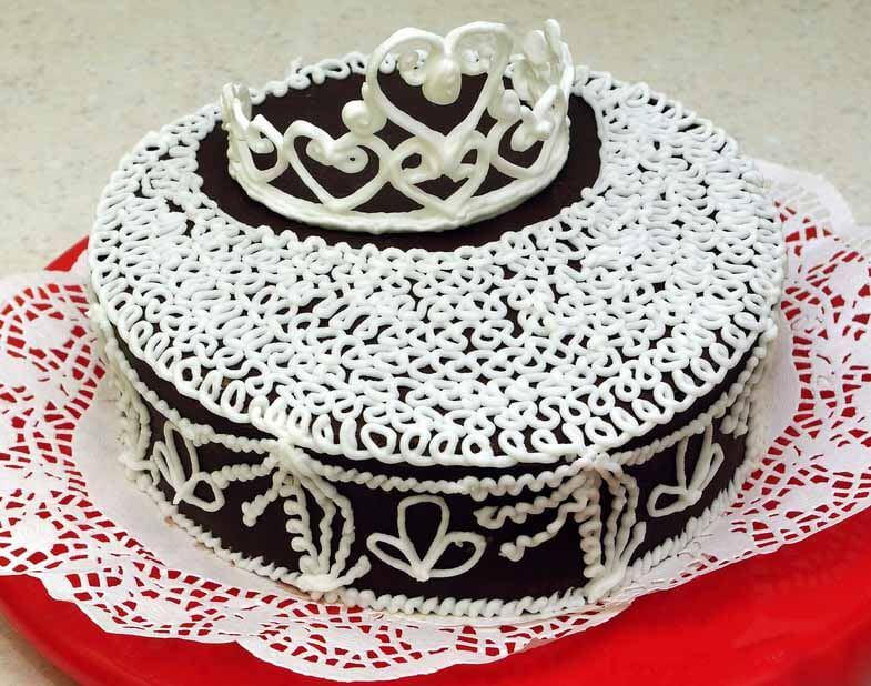 Айсинг для торта своими руками