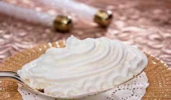 крем для торта белковый