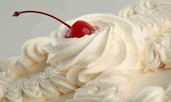 Шоколадный масляный крем со сгущенкой для торта рецепт с фото