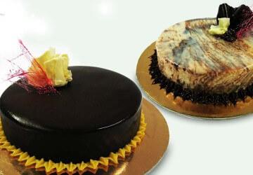 оформление торта глазурью