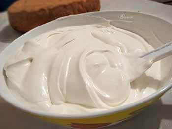 сливочный крем для бисквита