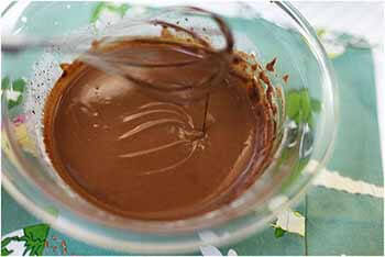 Крем из шоколадки для торта