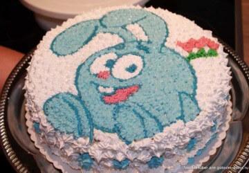 Украшение торта белковым кремом в домашних условиях