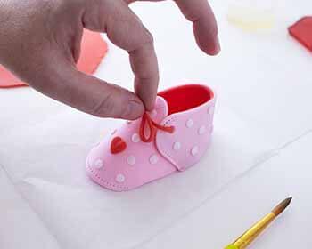 мастика из детской смеси