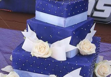 мастичное оформление торта