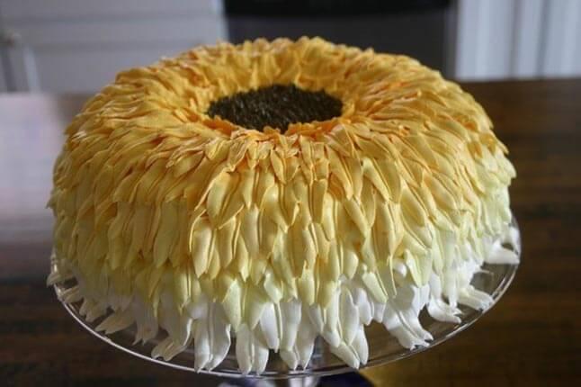 Как Сделать Цветы Из Крема На Торт