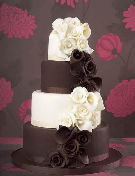 Надпись на торт своими руками
