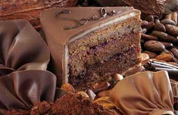 торт захер в домашних условиях