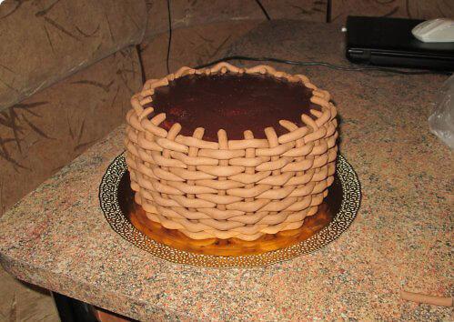 Шоколадный торт захер классический рецепт с фото 9