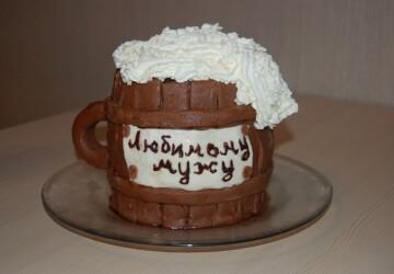 торт на день рождение мужчине2