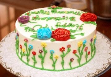 торт на день рождение2