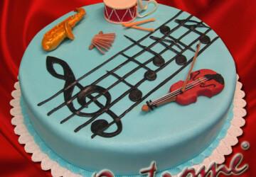 торт на день рождение9