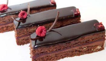 украшение торта ганашем