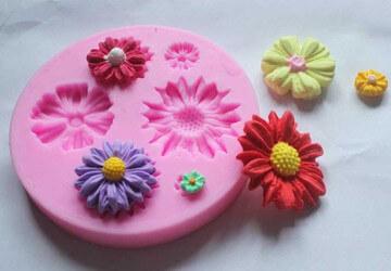 формы для получения цветков