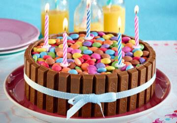 шоколад для украшения торта1