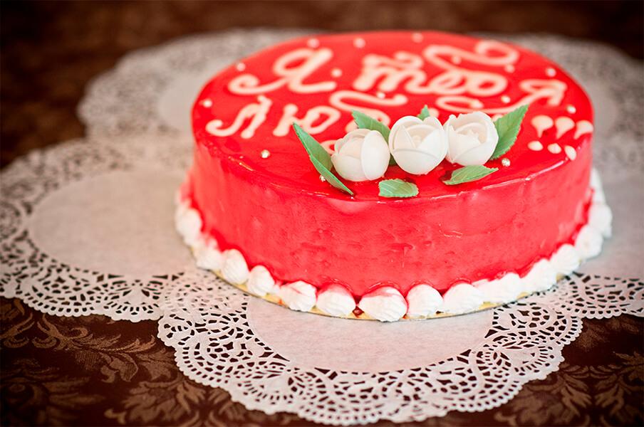 Чем написать на торте рецепт с фото