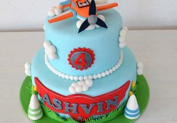 детский торт для мальчиков