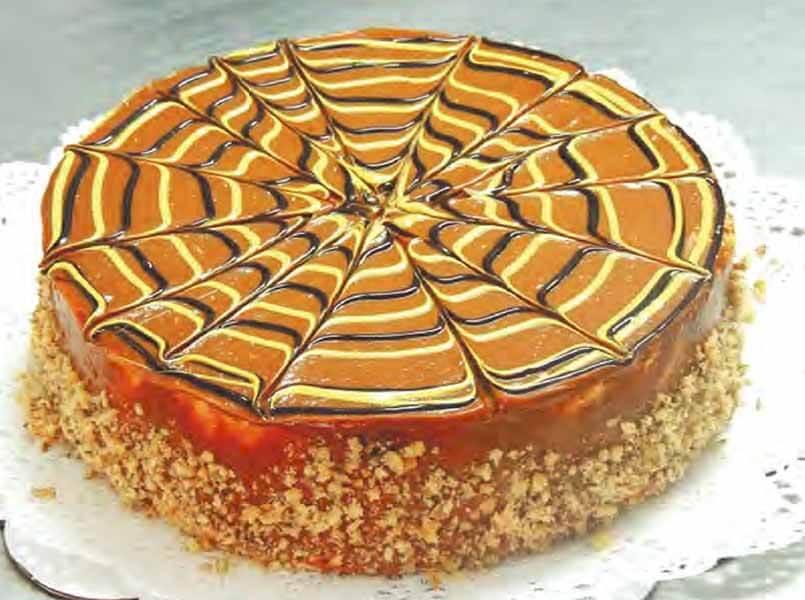 Карамель для торта рецепт с фото