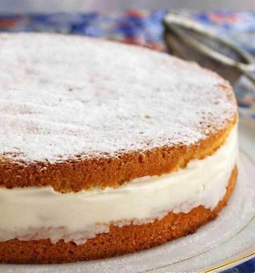 Торт с творожным кремом своими руками