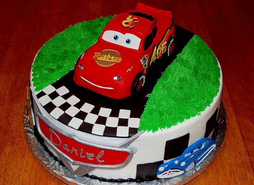 Easy Car Cake Design : ??? ???????? ??????? ???? ? ???????? ????????