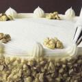 украшение торта шприцом