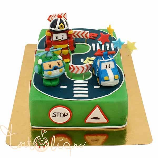Торт своими руками ребенку 3 года