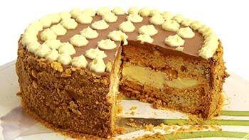 классический киевский торт